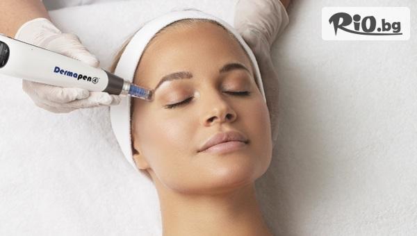 Дермапен на лице с 50% отстъпка, от Център за естетична и холистична медицина Симона