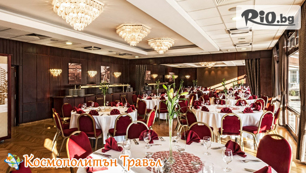 Вълшебна Коледа в Будапеща и Виена! 3 нощувки със закуски в Хотел Budapest 4* + Празнична вечеря и автобусен транспорт, от Космополитън Травъл