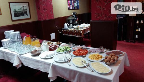 Нова година в Сандански! 2 или 3 нощувки със закуски и Новогодишна вечеря с DJ + СПА, от Хотел Time out 3*