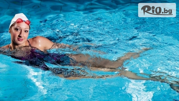 Един урок по плуване за деца или възрастни с треньор /50 минути/, от Плувен басейн 56-то СУ