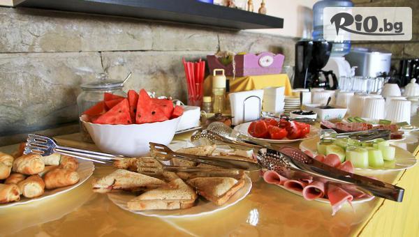 Почивка край Габрово! Нощувка със закуска и вечеря, от Къща за гости Даскалов хаус