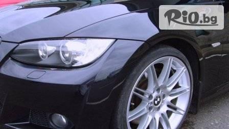 Регулиране или полиране на фарове с отстъпка до 57% от Автосервиз Оптела