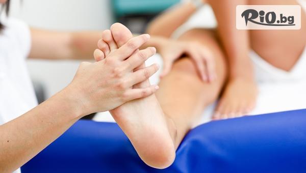 Kомбиниран масаж - релаксиращ на гръб + антицелулитен на бедра и седалище с комплекс от антицелулитни масла, от Салон за красота Beauty Lozenec