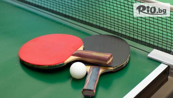 Тенис зала Тракия - thumb 1