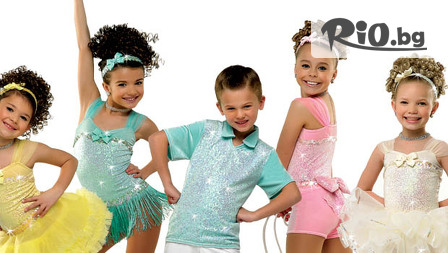 4 урока по танци