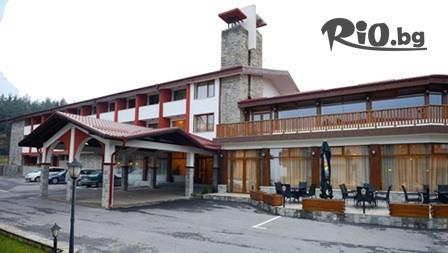 SPA почивка в Цигов чарк! Нощувка със закуска, отопляем Басейн и СПА зона само за 38.90лв, от Хотел Paradise 4*