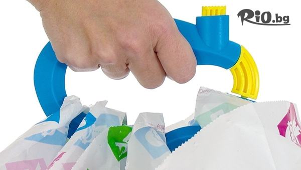 Ръкохватка за торбички и ...