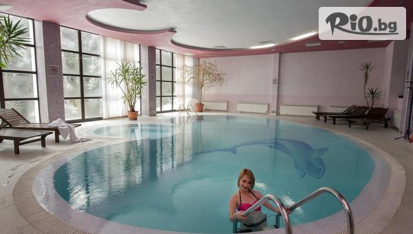Лукс и СПА почивка в Пампорово! Нощувка със закуска + СПА център и вътрешен басейн, от Belmont Ski & Spa Hotel 4*