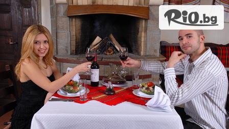 Зимна СПА почивка в Арбанаси! Нощувка със закуска + топъл релакс басейн - джакузи, от СПА комплекс Винпалас