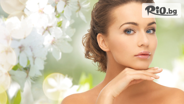 Терапия на лице с кисело мляко или с продукти на Sostar, от Салон за красота Style Magic