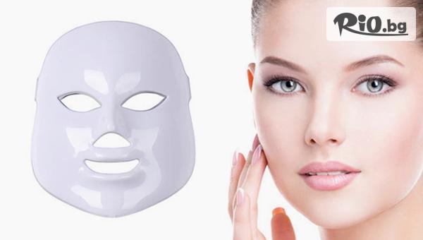 Фотодинамична терапия за лице срещу акне, кожни дефекти и неприятни петна, от Студио за красота MS Vision