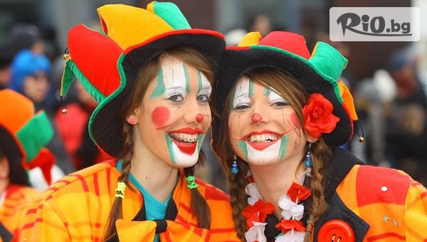 Екскурзия за карнавала в Ксанти на 17 - 18 Февруари! Нощувка със закуска + автобусен транспорт и туристическа програма, от Bulgaria Travel