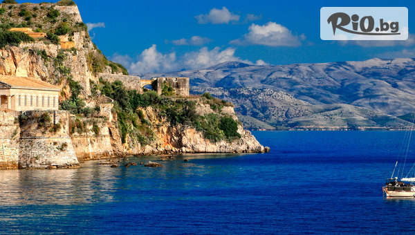 Почивка на остров Корфу! 4 нощувки на база Аll Inclusive в хотел 3*/4* + автобусен транспорт, от Bulgaria Travel