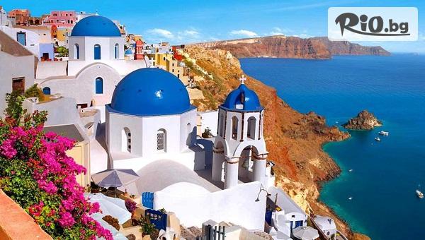 Екскурзия до Санторини и Атина