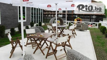 Пакет за ДВАМА в романтична Копривщица - нощувка със закуска и сауна + БОНУС още една нощувка само за 56лв от комплекс Дюлгерите!