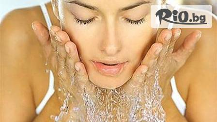 Почистване на лице - ръчно или с ултразвук, плюс успокояваща и хидратираща терапия за 9,90 лв. от Арт козметичен салон Киприда