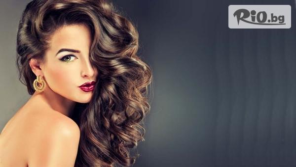 Грижа за косата! Измиване, подстригване и прическа с или без боядисване, от Салон Голди стил