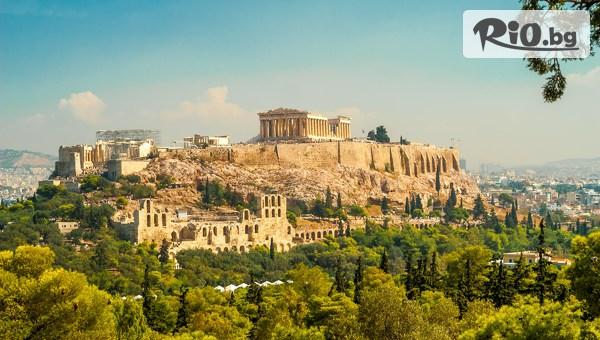 6-дневна екскурзия за Великден до уникалния остров Санторини! 4 нощувки със закуски, автобусен транспорт, фериботни такси и екскурзовод + посещение на Атина, от Далла Турс