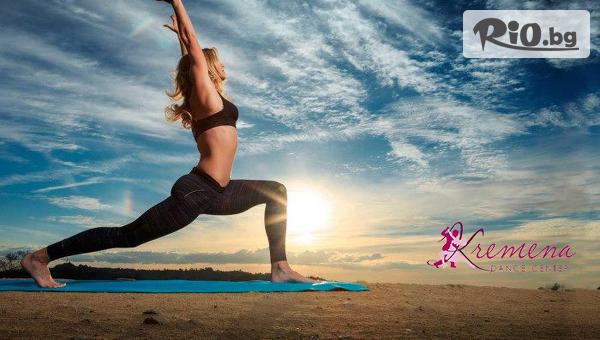 Йога за добра форма