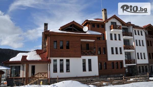 Ски почивка край Боровец! Нощувка със закуска + ползване на релакс зона, от Byalata Reka Minimal Hotel and Ski Resort