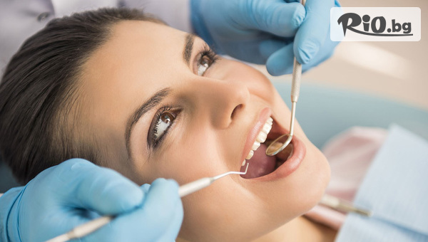 Красива усмивка! Фотополимерна пломба + преглед на зъбите и план за лечение, от Дентален кабинет д-р Снежина Цекова