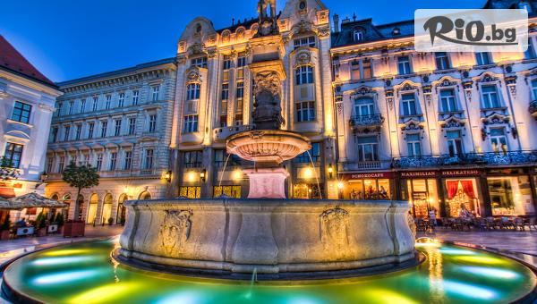 Великденска екскурзия до Прага, Братислава и Бърно! 4 нощувки със закуски, автобусен транспорт и представител, от Вени Травел