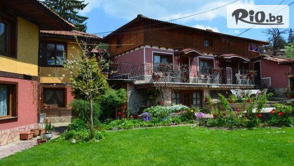Почивка в Копривщица! 4 нощувки за четирима в Мезонет, от Къща за гости Златния Телец