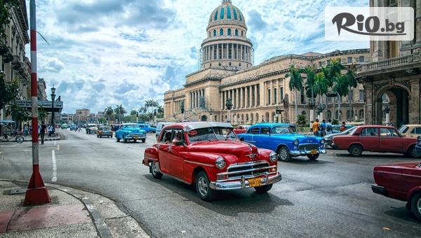Екскурзия до Мексико и Куба