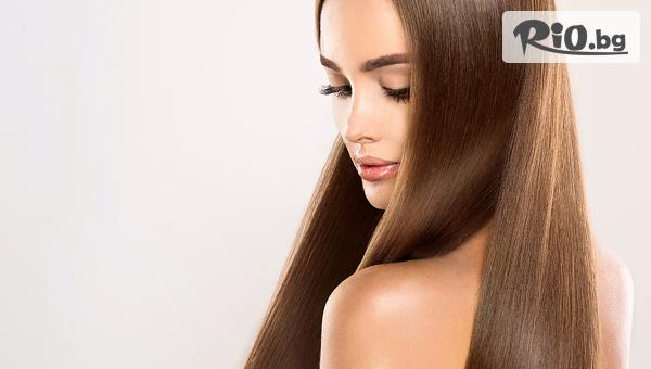 Трайно изправяне на косата