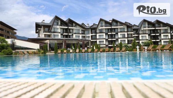 Почивка край Банско през Април и Май! 2, 3 или 4 нощувки, закуски и вечери + СПА с вътрешен басейн, от Хотел Aspen Resort 3*