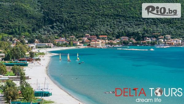5-дневна екскурзия до Белия остров Лефкада! 3 нощувки със закуски в хотел Vergina Star 2*, транспорт с лицензиран автобус и БОНУС, от Делта Турс