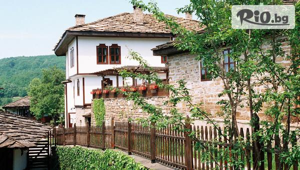 Еко къщи Шарлопов Хотелс