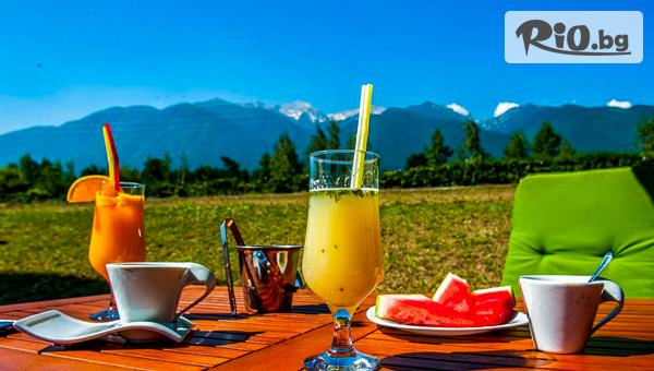 Почивка край Банско до края на Май! Нощувка със закуска и вечеря + СПА с топъл минерален басейн, от Корнелия Бутик andamp; СПА