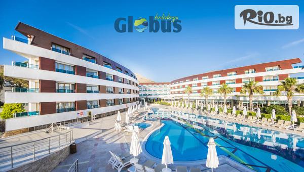 Луксозна почивка в Бодрум през Септември и Октомври! 7 нощувки на база Ultra All Inclusive в Хотел GRAND PARK BODRUM 5*, със собствен транспорт, от Глобус Холидейс