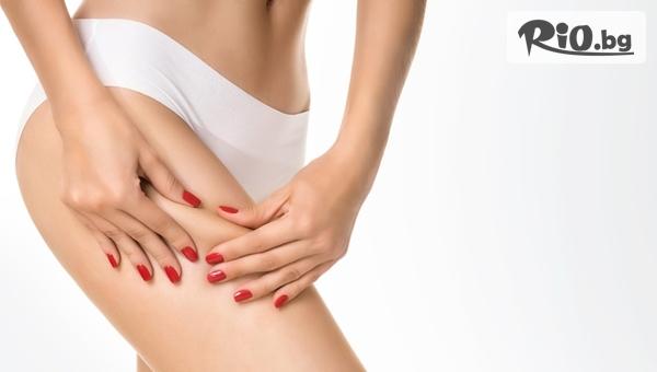 Сбогувай се с целулита! 5 процедури лимфодренажен масаж на цяло тяло, от Студио Емили