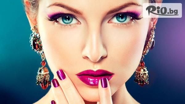 Професионален грим - официален, сватбен или вечерен за всеки повод, от Makeup Studio Didi