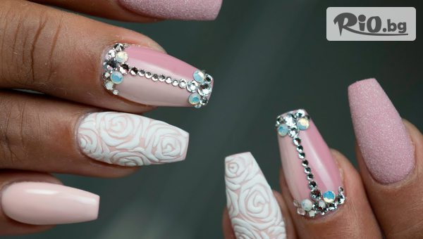 Gergana Edison NAIL ART, салон Abir's Beauty Studio - thumb 2