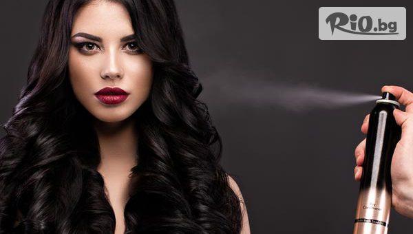 Терапии за коса #1