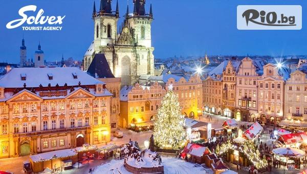 Коледни базари в Прага #1