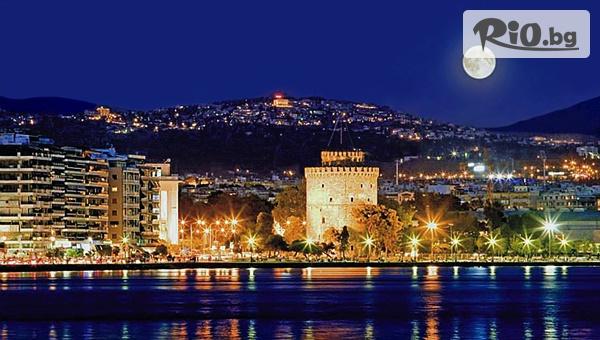 Нова Година 2019 в Солун #1