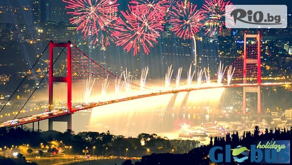 Нова година в Истанбул #1