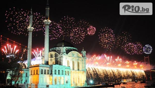 Нова година в Турция #1