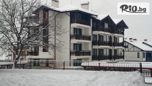 През зимата в Банско! Нощувкa в студио или апартамент + сауна и парна баня, от Хотел Уинслоу Елеганс