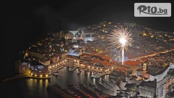 Нова година в Дубровник! 4 нощувки със закуски и вечери с Музикална програма в хотел 3* + автобусен транспорт, водач и туристическа програма, от Bulgaria Travel