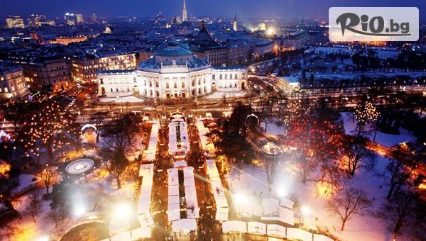 Самолетна екскурзия до Виена! 3 нощувки със закуски в хотел 4* + самолетен билет и туристическа обиколка, програма с екскурзовод, от Apollo Travel