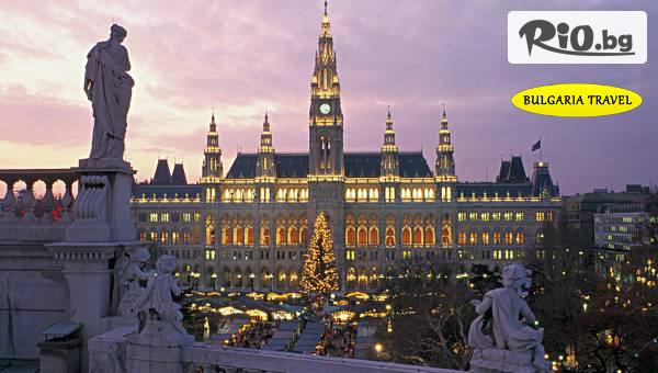 Предколедна екскурзия до Будапеща и Виена с възможност за посещение на Залцбург! 3 нощувки със закуски в хотел 3* + автобусен транспорт и туристическа програма, от Bulgaria Travel