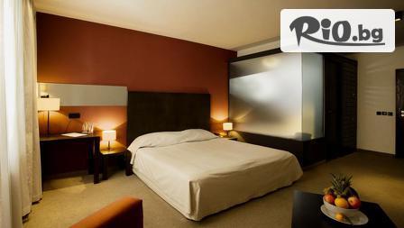 СПА почивка в Банско до края на Март! 3 или 4 нощувки със закуски + басейн и релакс зона, от Хотел Ривърсайд 4*