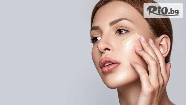 BB Glow терапия за подмладяване и изравняване тена на лицето със 78% отстъпка, от Център за естетична и холистична медицина Симона