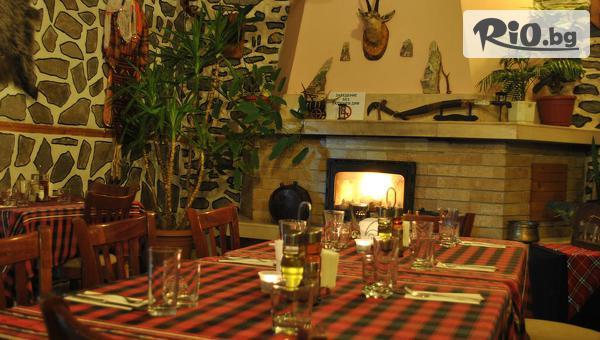 Почивка в Огняново до края на Февруари! Нощувка със закуска и вечеря + СПА, от Семеен хотел Комплекс Градина 3*