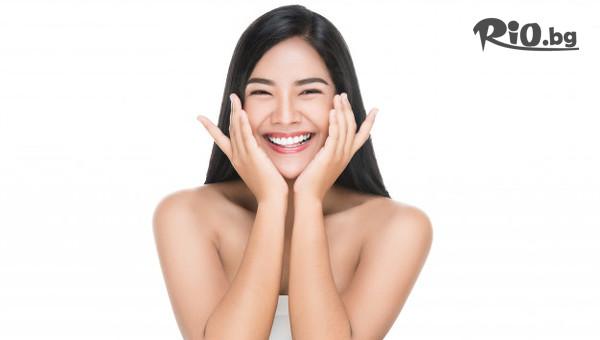 Терапия за мазна кожа, предразположенa към акне + масаж на лице, от Alga Beauty andamp;Spa